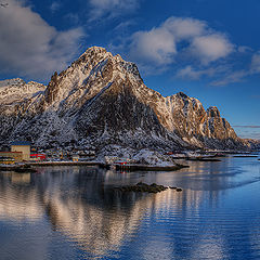 "photo ""Svolvær"""