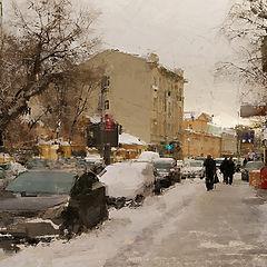 """photo """"Pyatnitskaya Street"""""""