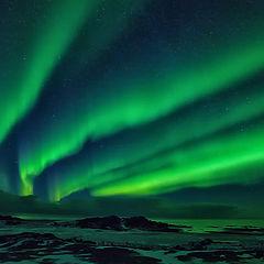 "photo ""Northern Lights."""
