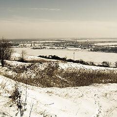 "photo ""Зимние краски ледяного Дона"""