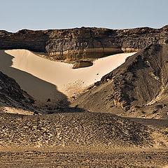 "фото ""The Black Desert"""