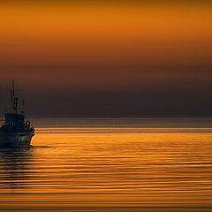 """фото """"Уходят в море корабли..."""""""