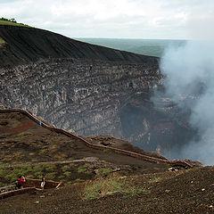 "фото ""Masaya volcano"""