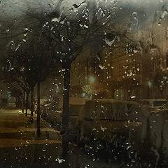 """фото """"А за окном то снег, то дождь.."""""""