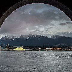 """photo """"Portal to the Mountains"""""""
