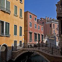 "фото ""мостик из Венеции"""