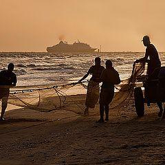 "фото ""Fishermen 4"""