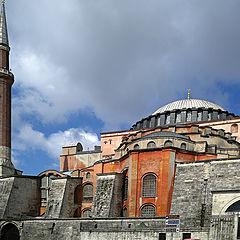 """photo """"Hagia Sofia"""""""
