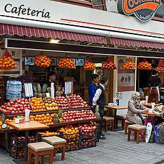 """photo """"Istanbul cafe."""""""