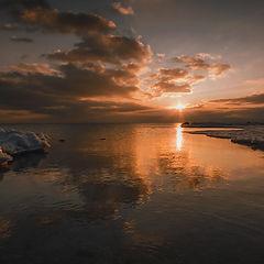 """фото """"Залив весенний"""""""