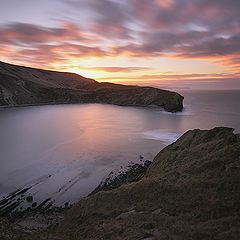 "фото ""Lulworth Cove"""