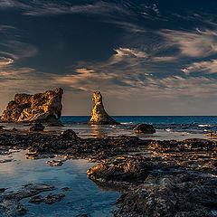 "фото ""Rocky beach 2"""