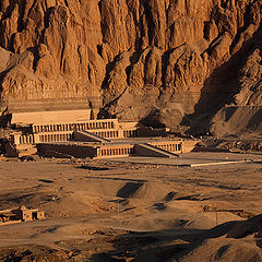 """фото """"Hatshepsut Temple"""""""