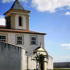 """фото """"Igreja Nossa Senhora de Monte Serrat"""""""
