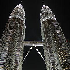 """фото """"Petronas Towers,KL"""""""