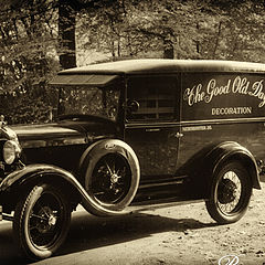 "photo ""1930 Ford Model A Panel Delivery"""