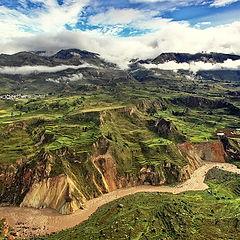 "фото ""река Колка, Перу"""