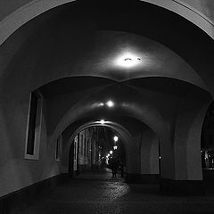 "фото ""Ночной аркадa-7"""