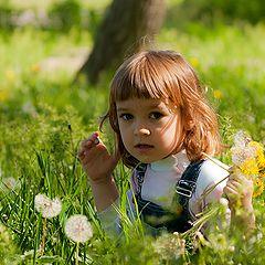 """фото """"первые цветы"""""""