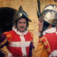 "photo ""The Crusaders"""