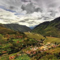 """фото """"Писак, Священная долина инков."""""""