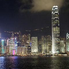 "фото ""Огни Гонконга 4"""