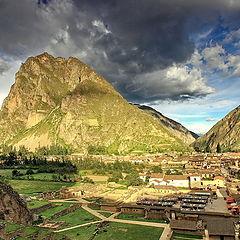 "фото ""Chinchero, Перу. Долина инков."""