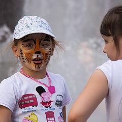 "photo ""Little tiger"""