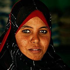 "фото ""Nubian woman"""