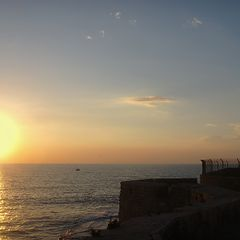 "photo ""Sunset in Akko"""