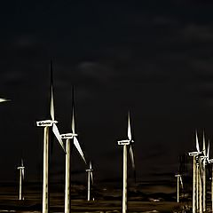 "фото ""Wind turbine"""
