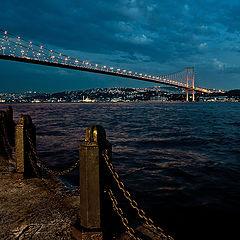 "фото ""Вечер над Босфором."""