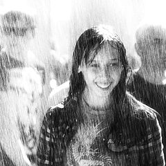 """фото """"Дождь долгожданный"""""""
