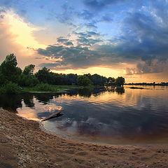 """фото """"речная затока"""""""