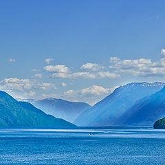 """фото """"Телецкое озеро.."""""""