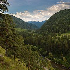 "фото ""долина Чемала"""