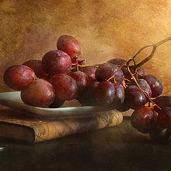 "фото ""С виноградом"""