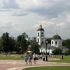 """фото """"Царицыно. Москва."""""""