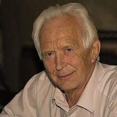 "photo ""Portrait of Academician Boris Katorgin"""