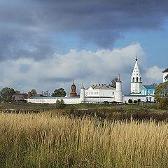 "фото ""Вид на Бобренев монастырь"""