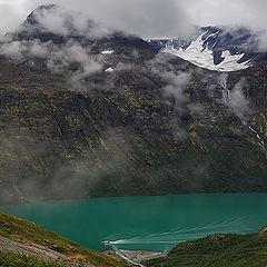 "фото ""Озеро Ghende"""