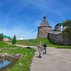 "photo ""the island of Solovki"""