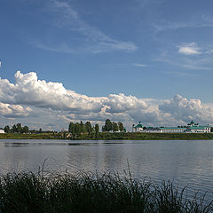 "photo ""Roshchinskoye lake"""