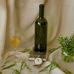 """фото """"С вином и старое серебро"""""""