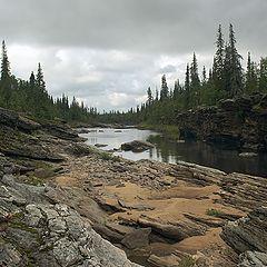 "photo ""Chapoma river"""