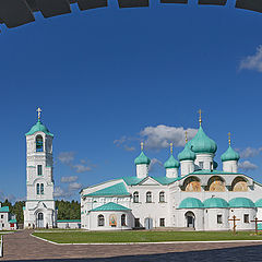 "photo ""Cathedral of the Transfiguration"""