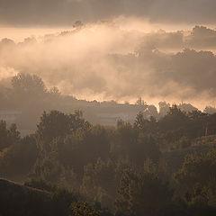 "photo ""Foggy morning ..."""