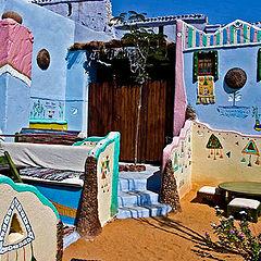 "фото ""A HOUSE FROM NUBA"""