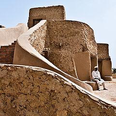 """фото """"Desert Architecture2"""""""