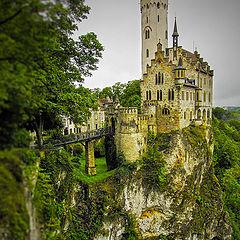 "фото ""Castillo de Liechstein"""